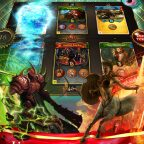 Earthcore: Shattered Elements, Earthcore: Shattered Elements est un nouveau jeu de cartes sur Android