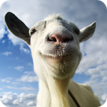 logo  Goat Simulator