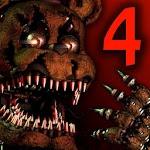 logo  Five Nights at Freddy's 4 Demo