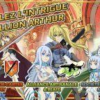Million Arthur, Square Enix et Gamevil sortent Million Arthur sur Android