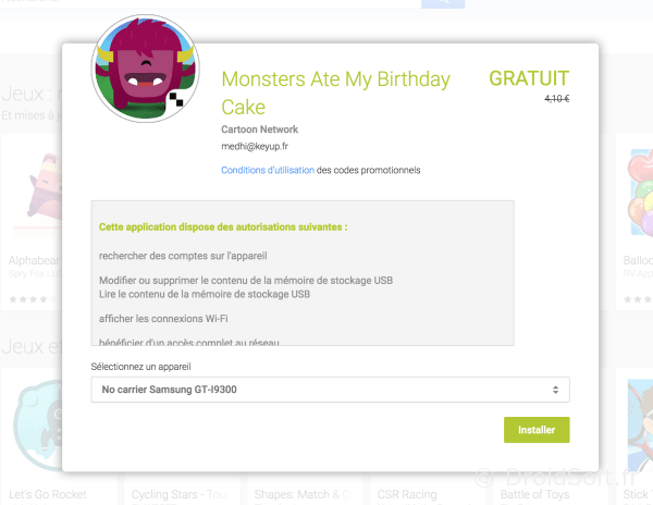 monsters ate my cake apk