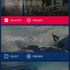 Red Bull Alert, Red Bull Alert : un réveil sportif et social sur Android