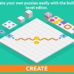 Socioball, Socioball : jouez et concevez vos propres niveaux dans ce jeu de réflexion sur Android