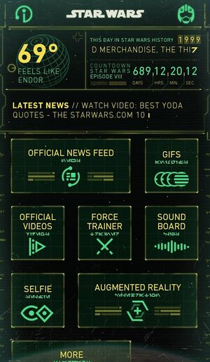 starwars android