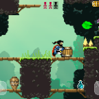 Sword of Xolan, Sword of Xolan : action et plateformes rétro sur Android
