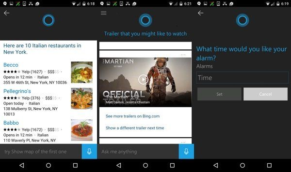 Cortana-Android-Beta-Publique