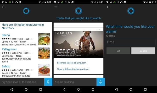 Cortana-Android-Beta-Publique