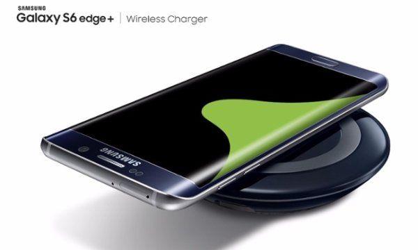S6 Edge plus charge