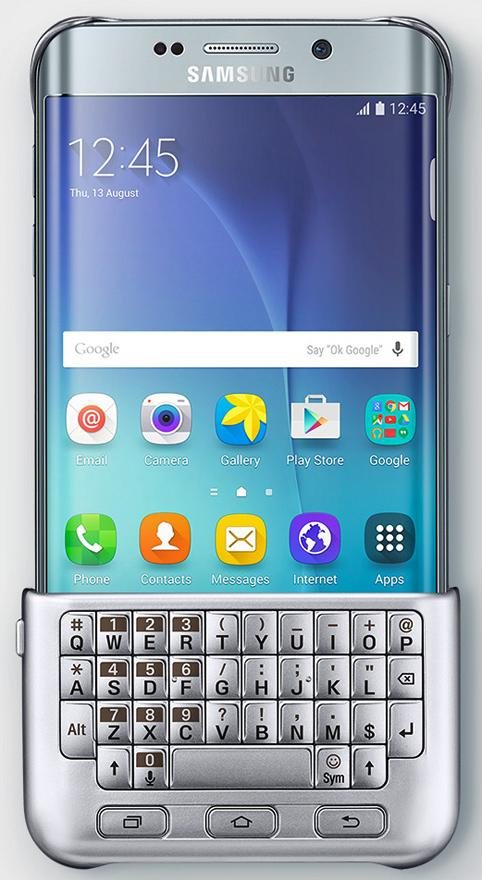 clavier Galaxy S6 edge+