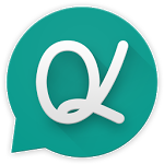 logo  QKSMS - Quick Text Messenger