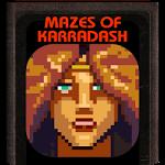 logo  Mazes of Karradash