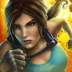 logo  Lara Croft: Relic Run