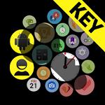 logo  Bubble Cloud Premium Key