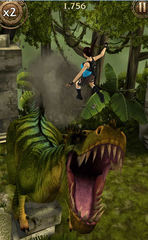 lara croft android