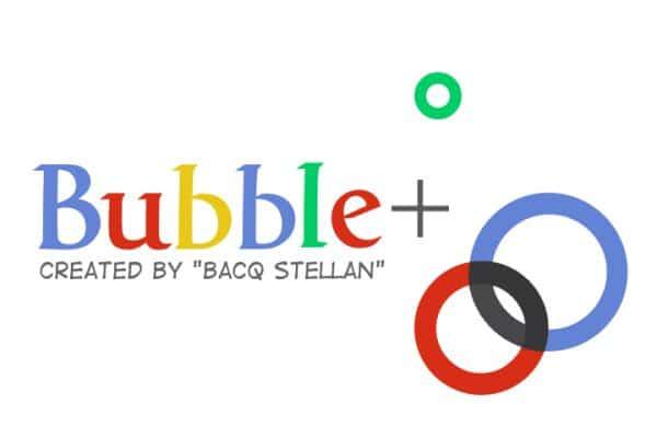 Bubble+