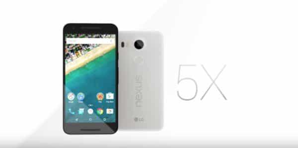 Introducing Nexus 5x