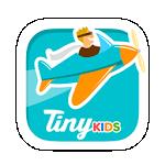 logo  Tiny Kids: jeux&dessins animés