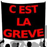 logo  Cestlagreve - grèves en France