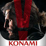 logo  MGS V: THE PHANTOM PAIN