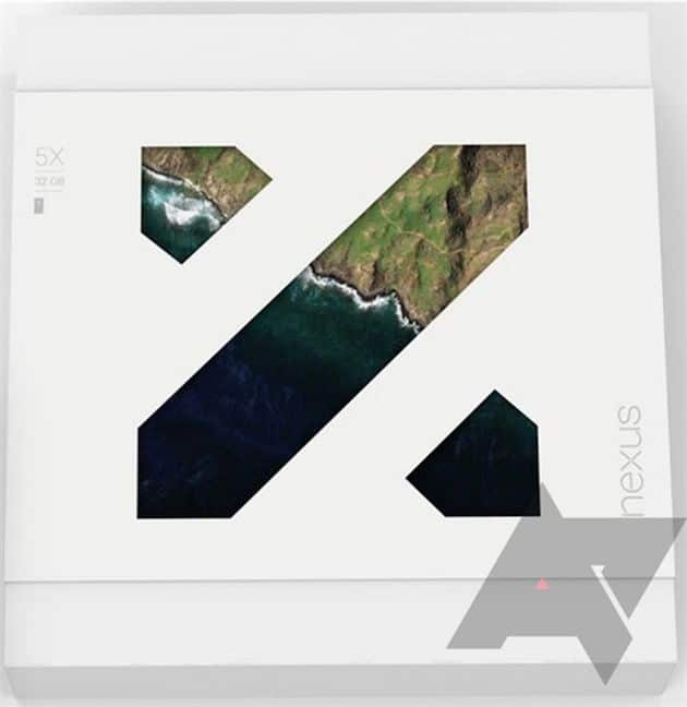 boite nexus 5x