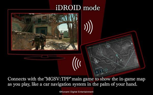 metal gear V apk