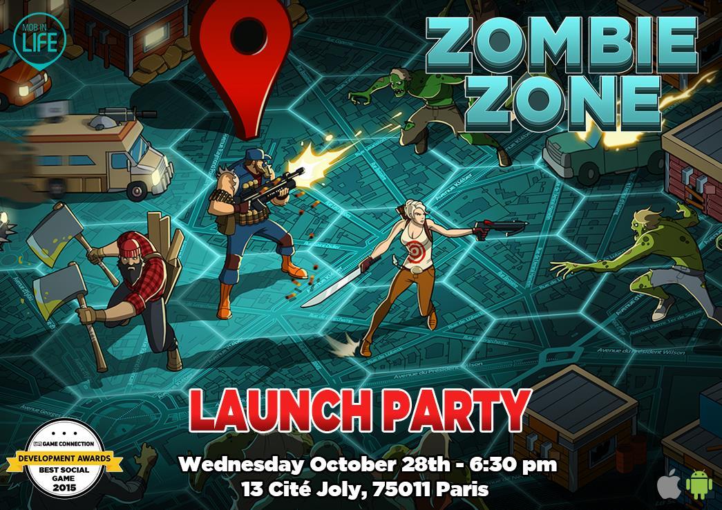 soirée zombie zone