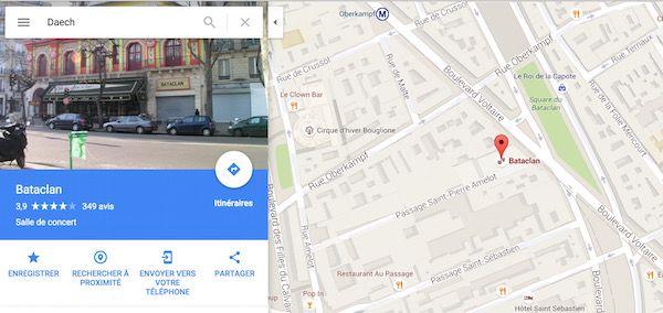 Google-Maps-Daech-Bataclan