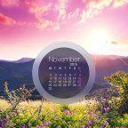 , Les fonds d'écrans du jour : Petits calendriers sympathiques