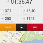 , Application du jour : Runtastic Mountain Bike VTT PRO