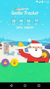 Sur la piste du père Noël 2015