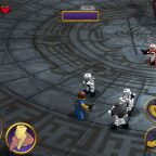 LEGO® Ninjago Tournament, Application du jour : LEGO® Ninjago Tournament