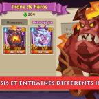 , Application du jour : Monster Castle