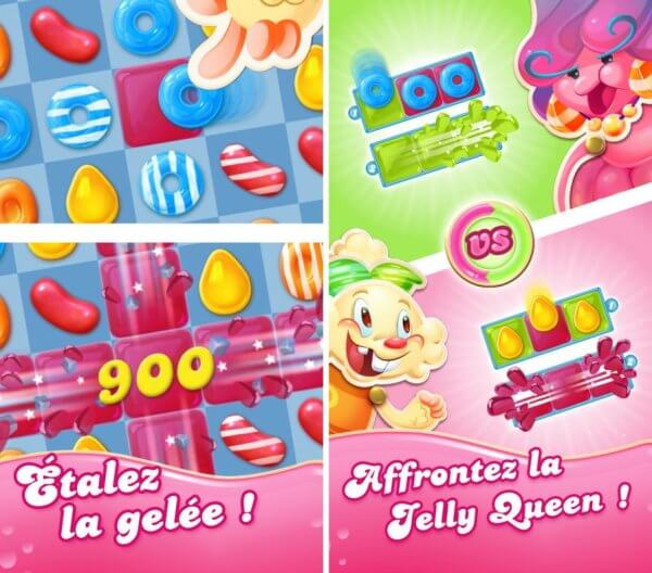 candy-crush-jelly-saga android