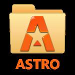 logo  ASTRO Gestionnaire de fichiers