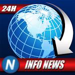logo  Info News: Météo et Actualités
