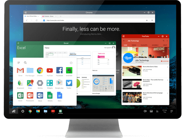 remix os android 2