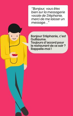 messagerie vocale sms sosh