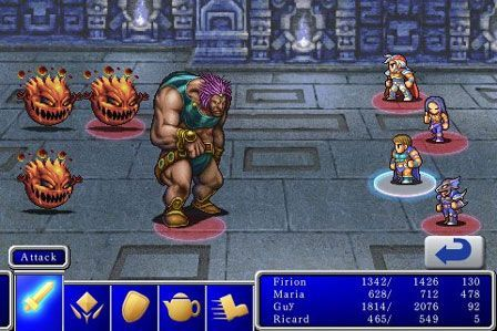 final-fantasy 2 -android
