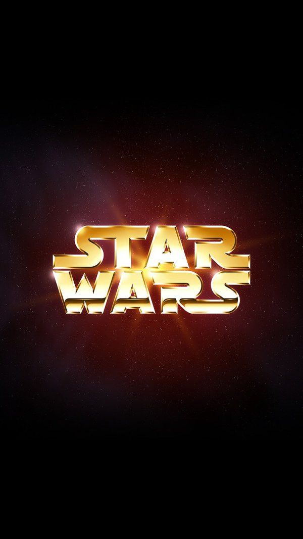 fond-ecran-android smartphone-starwars-logo
