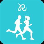 logo  RunKeeper - GPS Courir Marcher