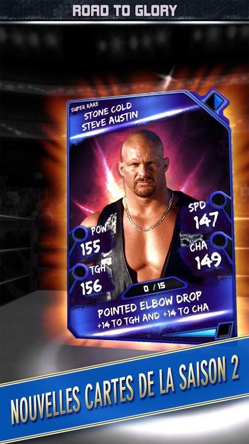 WWE SuperCard saison 2
