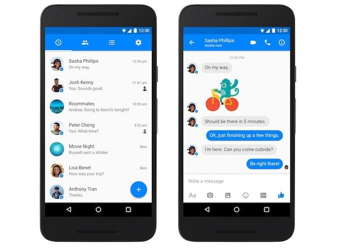 Facebook-Messenger-Android-Material-Design