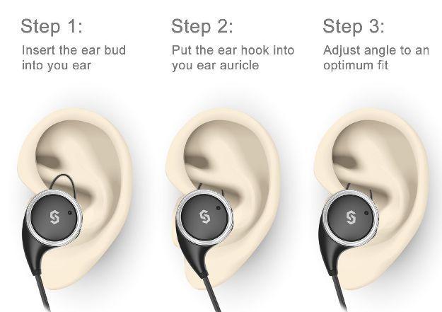 Test des écouteurs Bluetooth Sport Syncwire 11