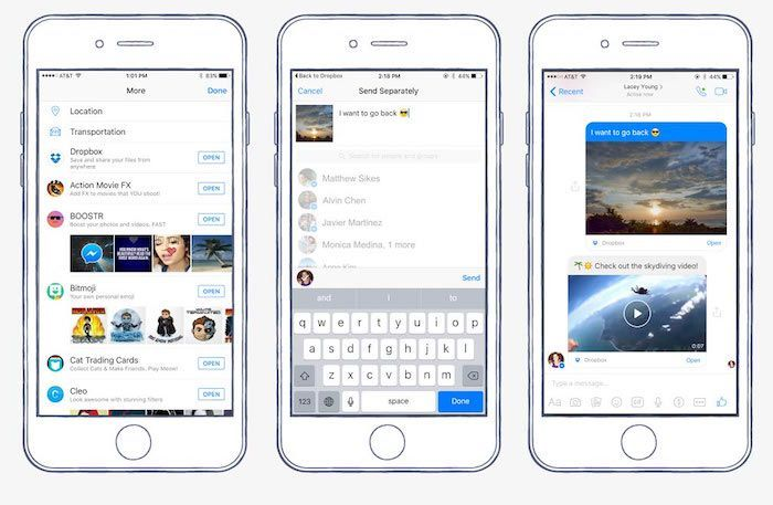 Facebook-Messenger-Dropbox-Partage
