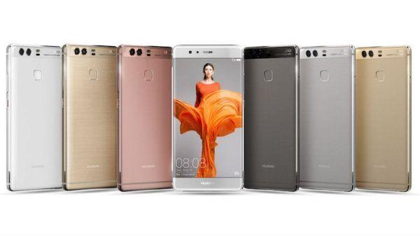 , Huawei P9 : la mise à jour Android 7.0 Nougat est disponible en France