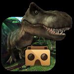 logo  Jurrasic VR - Google Cardboard