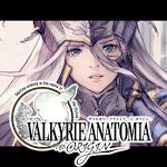 logo  VALKYRIE ANATOMIA ヴァルキリーアナトミア