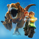 logo  LEGO® Jurassic World™
