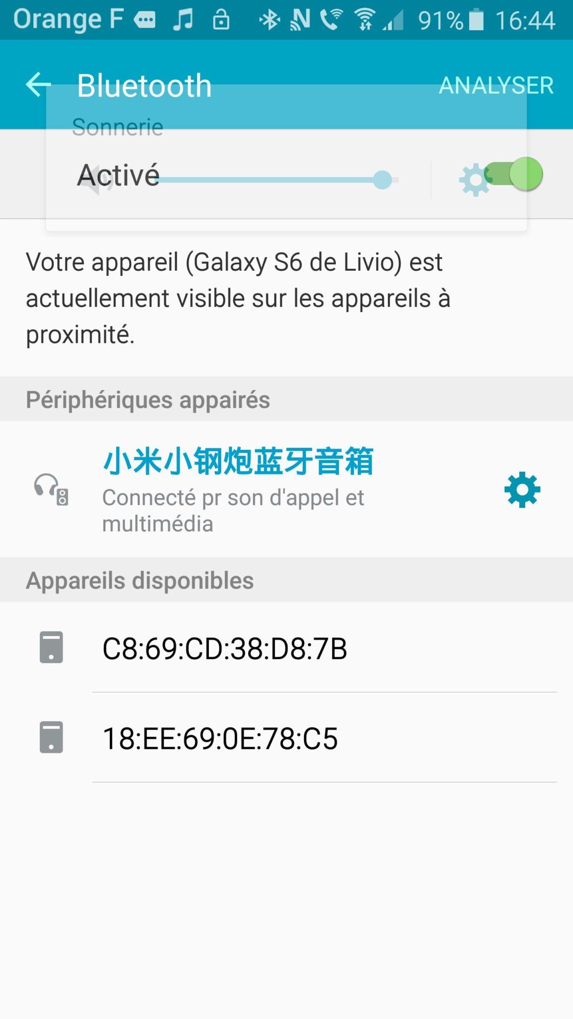 Xiaomi Mi Bluetooth 4.1 Speaker 2 4