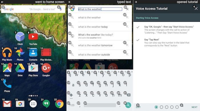 Voice-Access-Android